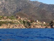 Girolata balades en Corse