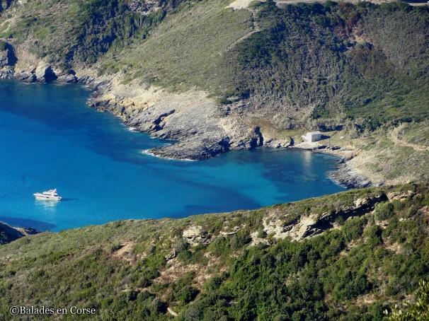Balades en Corse Tour de Sénèque